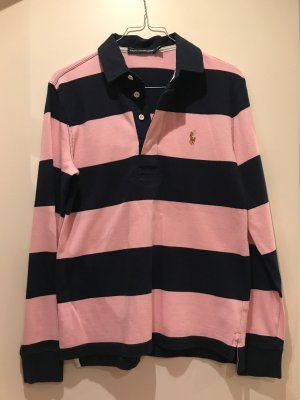 Ralph Lauren Sport Long Shirt dark blue-pink