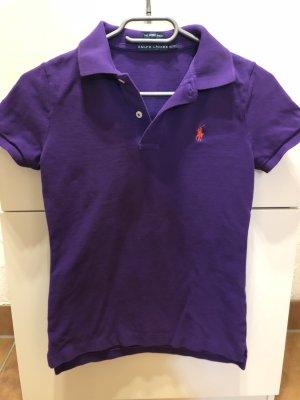 Ralph Lauren Poloshirt #Lila