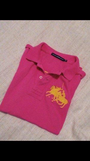 Ralph Lauren Poloshirt Pink