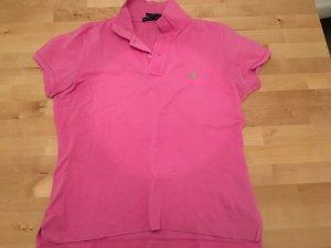 Ralph Lauren Poloshirt - Pink - L