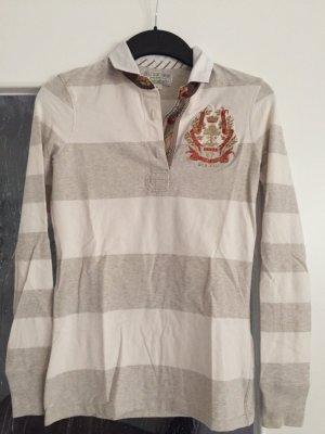 Ralph Lauren Poloshirt Rugbyshirt Polo Jeans Gr. S gestreift