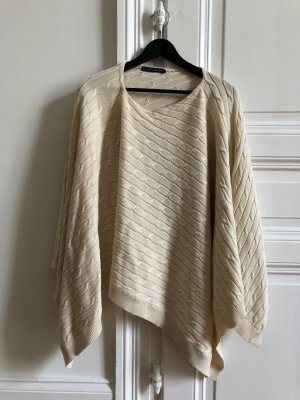 Ralph Lauren Knitted Poncho multicolored