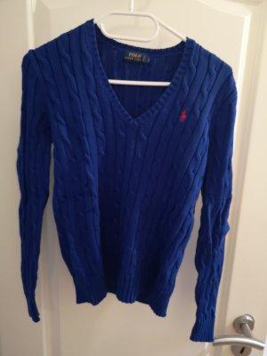 Polo Ralph Lauren Coarse Knitted Sweater multicolored cotton