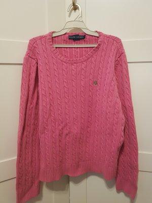 Ralph Lauren Sweater pink-pink