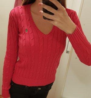 Polo Ralph Lauren Knitted Sweater magenta