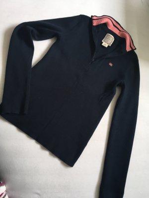 Ralph Lauren Pullover dunkelblau/pink