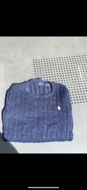 Polo Ralph Lauren Jersey de punto azul oscuro