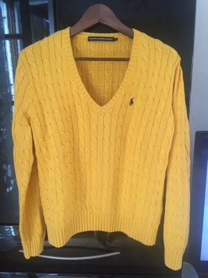 Ralph Lauren Pullover gelb Gr. XL