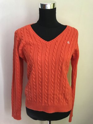 Ralph Lauren Pullover in Orange