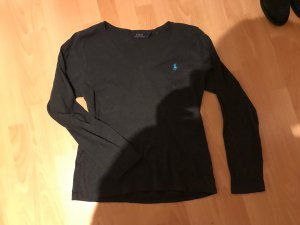 Polo Ralph Lauren V-Neck Sweater anthracite