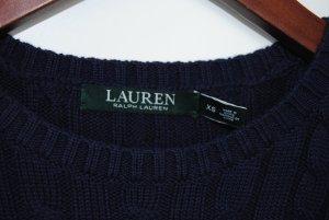 Ralph Lauren Pullover mit Zopfmuster