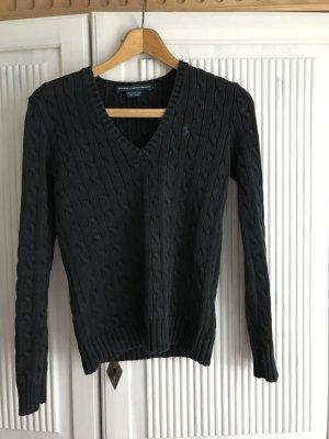 Ralph Lauren Pullover schwarz, Größe S