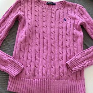 Ralph Lauren Pullover Strickpullover pink XS