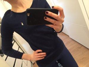 Ralph Lauren Pullover Sweater Baumwolle wie neu S dunkelblau