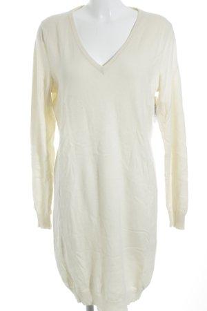 Ralph Lauren Sweater Dress oatmeal casual look