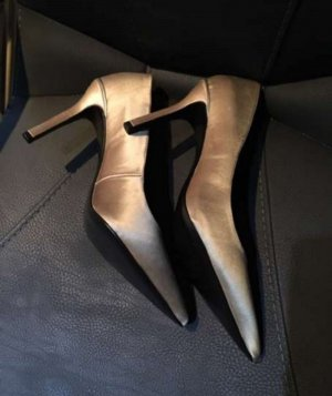 Ralph Lauren Pumps Gr. 6,5 b