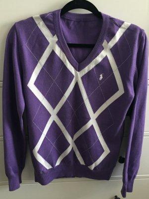 Ralph Lauren purple&white