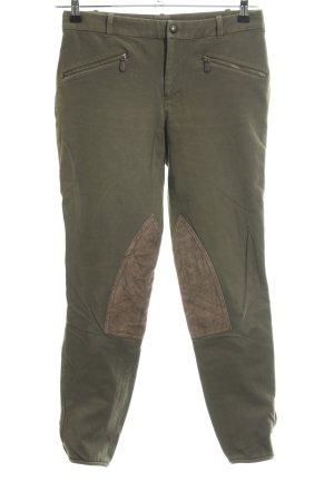 Ralph Lauren Riding Trousers khaki casual look
