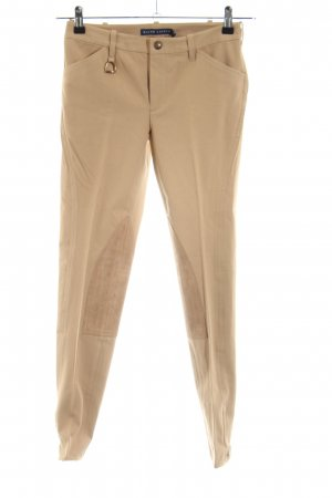 Ralph Lauren Riding Trousers natural white business style