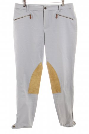 Ralph Lauren Reiterhose himmelblau Street-Fashion-Look