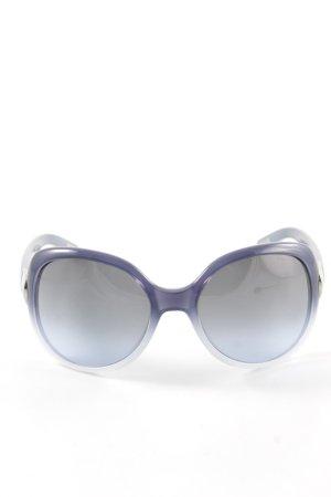 Ralph Lauren Retro Brille blau Casual-Look