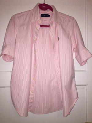 Ralph Lauren rosa weiß