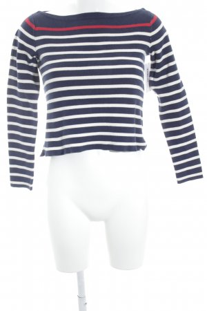 Ralph Lauren Crewneck Sweater striped pattern casual look