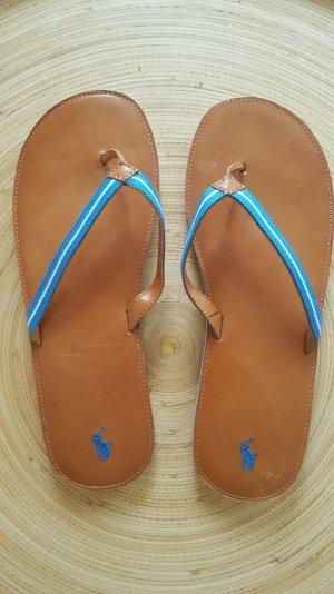 Ralph Lauren Sandalen aus Leder