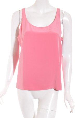 Ralph Lauren Seidentop pink minimalistischer Stil