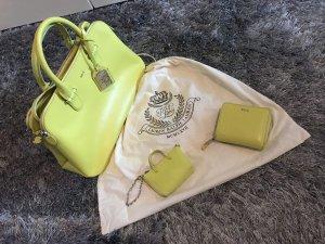 Lauren by Ralph Lauren Carry Bag yellow