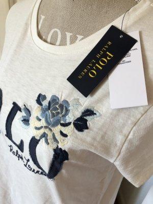 Ralph Lauren Shirt mit Stickereien neu mit Etikett 79€