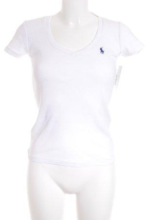 Ralph Lauren Shirt weiß Casual-Look