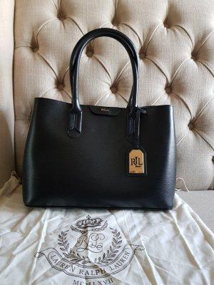 Ralph Lauren Shopper noir