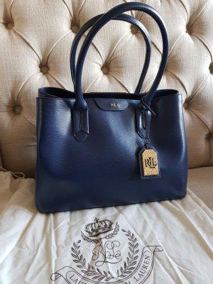 Ralph Lauren Shopper dark blue