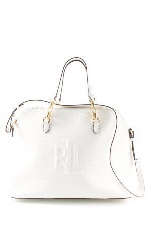 Ralph Lauren Shopper weiß Elegant