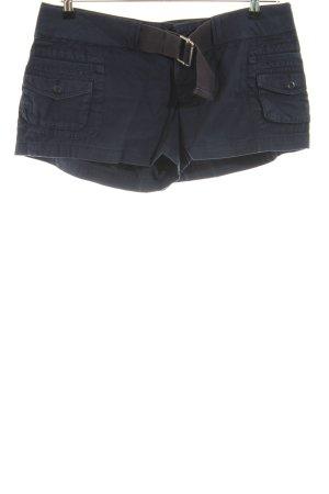 Ralph Lauren Shorts blau Casual-Look