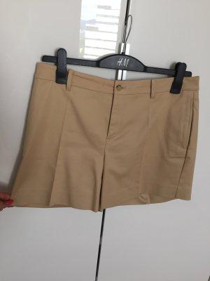 Ralph Lauren Shorts beige braun Gr 8 L