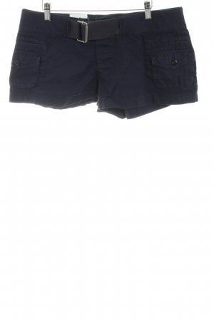 Ralph Lauren Shorts dunkelblau Casual-Look