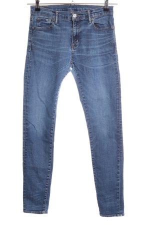 Ralph Lauren Skinny Jeans blau Casual-Look