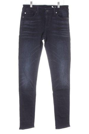 Ralph Lauren Skinny Jeans schwarz Casual-Look