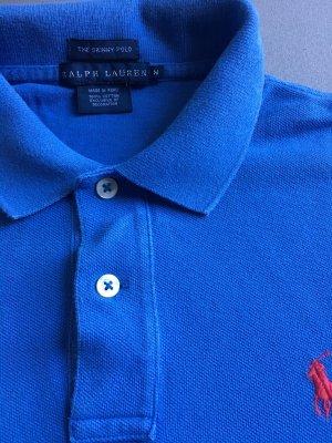 Ralph Lauren - Skinny Polo Shirt Gr.M