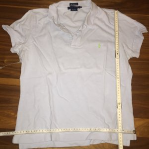 Ralph Lauren skinny Polo Shirt XL