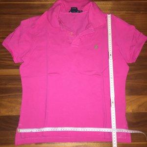 Ralph Lauren / Skinny Polo / XL pink