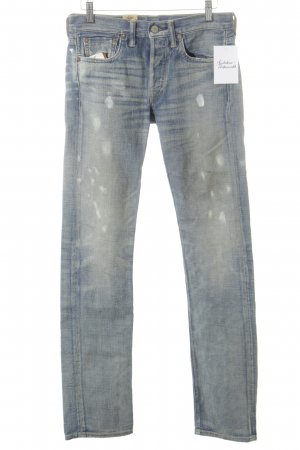 Ralph Lauren Slim Jeans blau Casual-Look