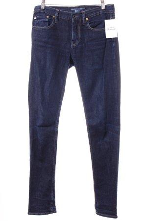 Ralph Lauren Slim Jeans dunkelblau Casual-Look
