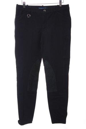 Ralph Lauren Slim Jeans schwarz-dunkelgrün Casual-Look