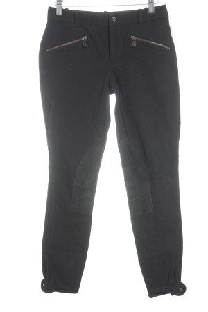 Ralph Lauren Jeans slim noir style classique