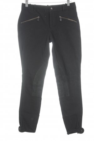Ralph Lauren Slim Jeans schwarz klassischer Stil