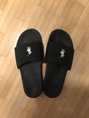 Polo Ralph Lauren Comfort Sandals black