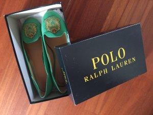 Ralph Lauren Slipper Größe 40 mit original Karton